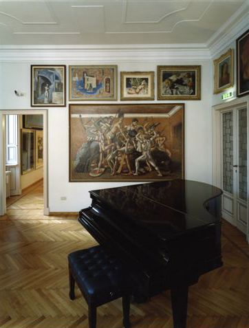 Antonio boschi e marieda di stefano storie milanesi for Casa museo boschi di stefano